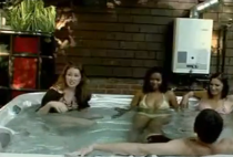 jacuzzi video whatsapp